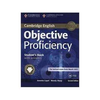 Objective proficiency sb wk
