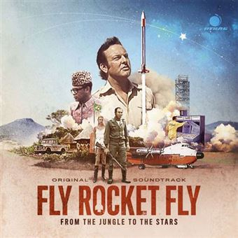 BSO Fly Rocket Fly - LP + CD