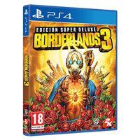 Borderlands 3 Super Deluxe Edition - PS4