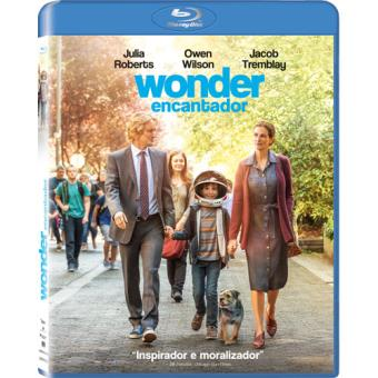 Wonder: Encantador - Blu-ray