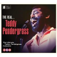 The Real... Teddy Pendergrass (3CD)