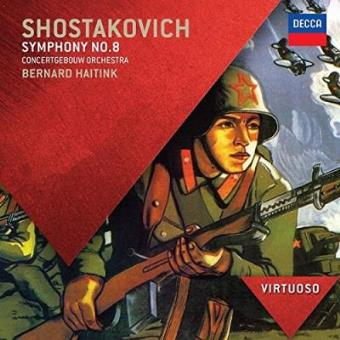 Shostakovich | Symphony n.8 op.65