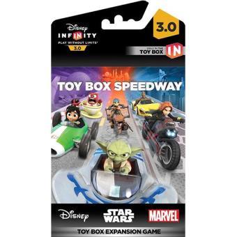 Disney Infinity 3.0 Toy Box Speedway (Expansão de Jogo)