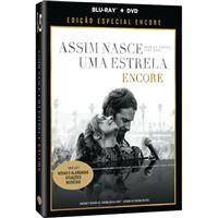 Assim Nasce uma Estrela - Edição Especial Encore - Blu-ray + DVD