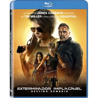 Exterminador Implacável: Destino Sombrio - Blu-ray