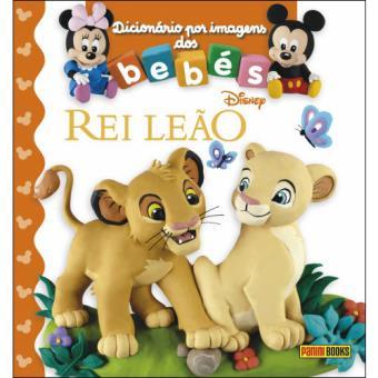 Dicionário por Imagens dos Bebés: Rei Leão