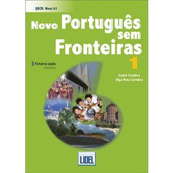 Novo Português Sem Fronteiras 1: Livro do Aluno - QECR Nível A1