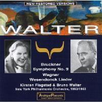 BRUCKNER-SYMPHONY N.9/WAGNER-WESEND