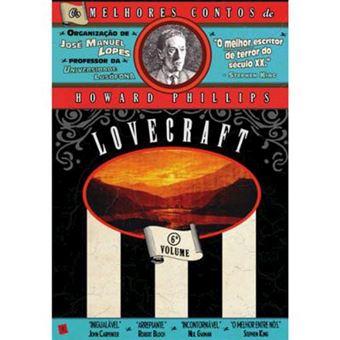 Os Melhores Contos de H. P. Lovecraft - Livro 6