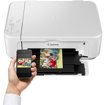Impressora Multifunções Canon PIXMA MG3650S - Branco