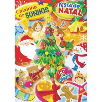 Caixinha De Sonhos Festa De Natal