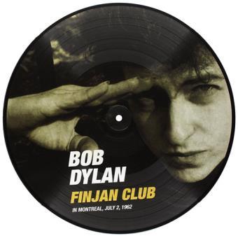 Finjan Club in Montreal, July 2, 1962 - LP