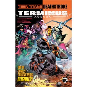 Teen titans/deathstroke: the termin