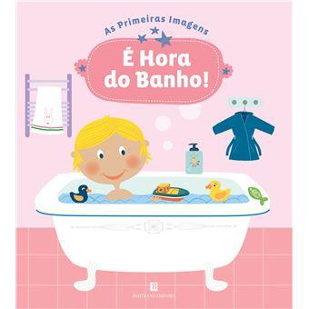 As Primeiras Imagens - É Hora do Banho!