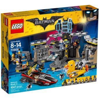 The LEGO Batman Movie 70909 O Assalto à Batcaverna