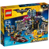 The LEGO Batman Movie 70909 O Assalto à Batcaverna