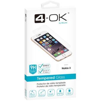 Película Ecrã Vidro Temperado 4-OK para Nokia 3