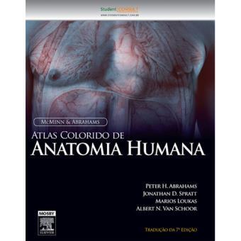 McMinn & Abrahams: Atlas Colorido de Anatomia Humana