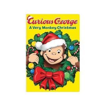 George, O Curioso: Um Natal Muito Macaco