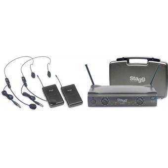 Wireless 2x Micro Head SUW50 HHEG Stagg