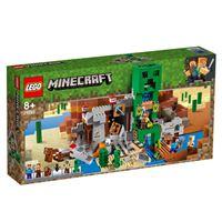LEGO Minecraft 21155 A Mina de Creeper