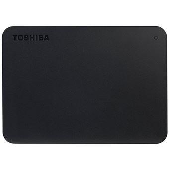 "Disco Externo Toshiba Canvio Basics 2.5"" - 1TB - Preto"