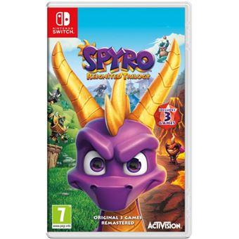 Spyro Reignited Trilogy Switch - Nintendo Switch