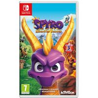 Spyro Reignited Trilogy Switch - Nintendo Switch