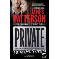 Private: Agência Internacional de Investigação - Livro 2: Principal Suspeito