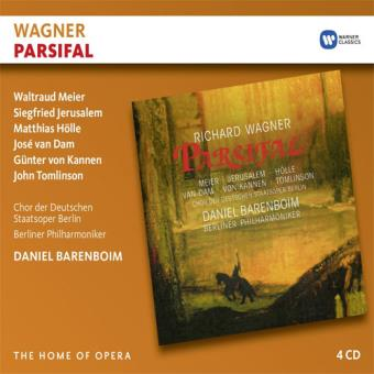 Wagner: Parsifal - 4CD