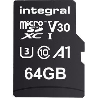 Cartão Memória Integral Memory INMSDX64G-100/70V30