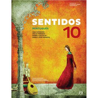 Sentidos 10 Português 10º Ano - Manual do Aluno