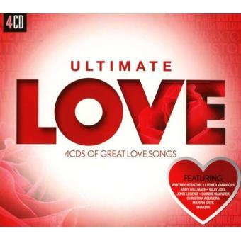 Ultimate...Love (4CD)