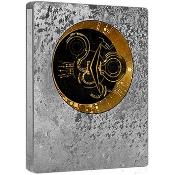 Shadow of the Tomb Raider Edição Steelbook - PS4
