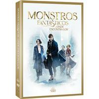 Monstros Fantásticos e Onde Encontrá-lo - 2 DVD