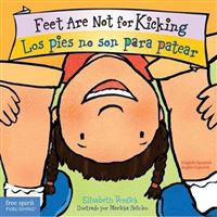 Feet are not for kicking / los pies