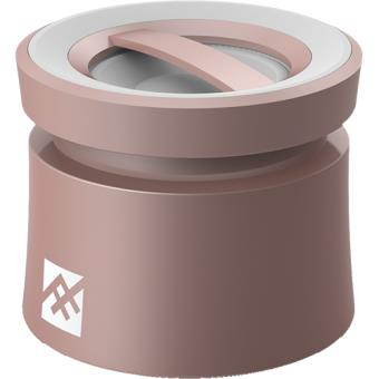 Coluna Bluetooth iFrogz CODA Wireless - Rosa Dourado