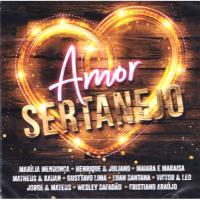 Amor Sertanejo - CD