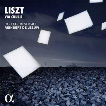 Liszt: Via Crucis - CD