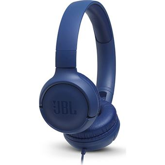 Auscultador JBL TUNE 500 - Azul