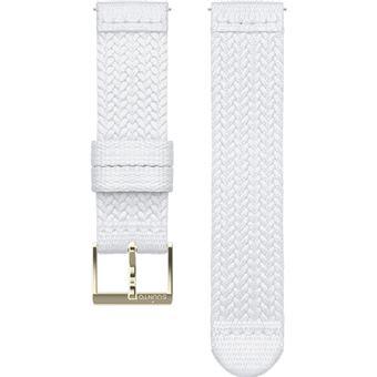 Bracelete Têxtil Suunto Athletic 5 - 20mm - White Gold