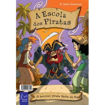 O Terrível Pirata Barba de Fogo