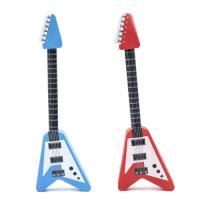 Lápis de Carvão com Borracha Guitarra - Envio Aleatório