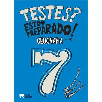 Testes? Estou Preparado - Geografia 7º Ano
