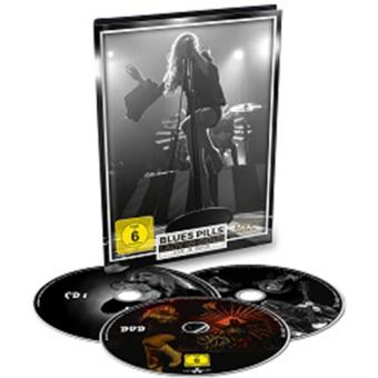 Lady In Gold – Live In Paris - 2CD+DVD Digibook