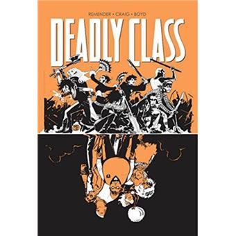 Deadly Class - Volume 7