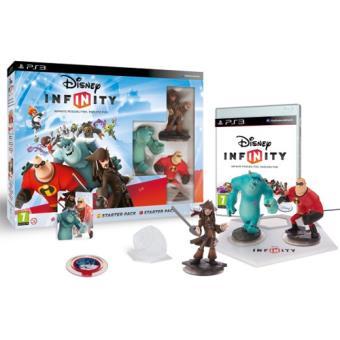 Disney Infinity - Starter Pack PS3