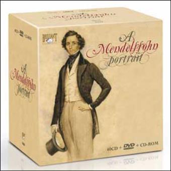 Mendelssohn - Portait (40Cd+Dvd+Cd-Rom)