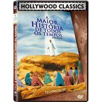 A Maior História de Todos os Tempos - DVD