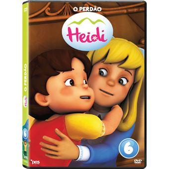 Heidi 6: O Perdão - DVD